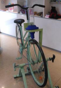 Vélo Mixeur