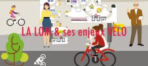 Les 12 enjeux Vélo de la LOM