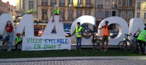 <small>vélorution #6 : </small><br>Mâcon, ville cyclable en 2020 ?
