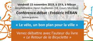 <small>15 nov : </small>Trois bonnes raisons <small> (au moins) </small> de rencontrer Frédéric Héran