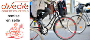 """Coaching vélo et opération """"coup de pouce remise en selle"""""""