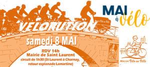 <small>8 mai, vélorution #8 : </small> En mai,  à vélo, fais ce qu'il te plaît...
