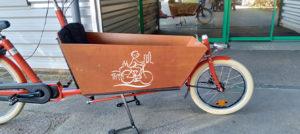 <small>24 avril : </small>Nos adhérents sont invités à tester les vélos-cargos